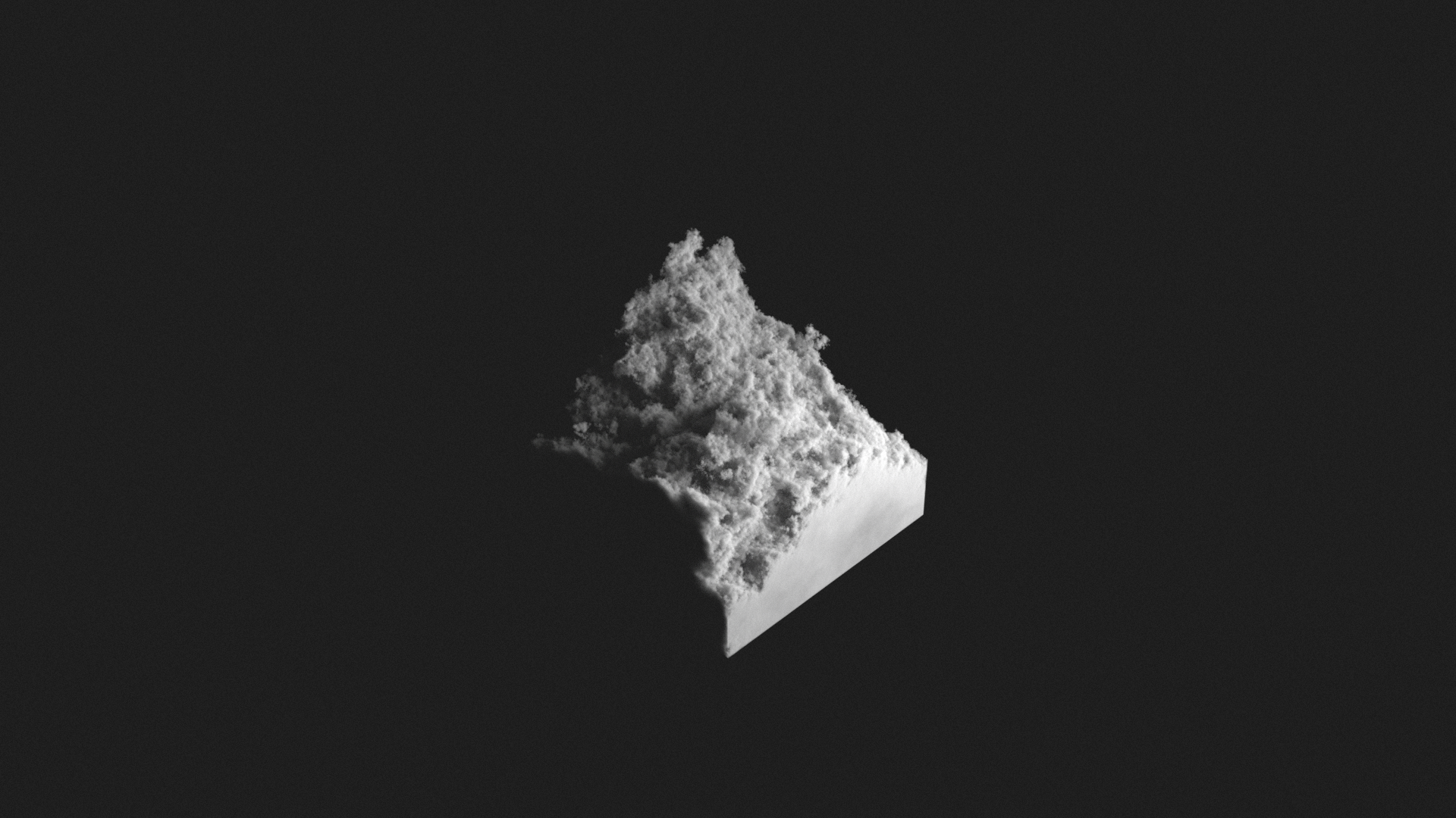 Volume Rendering with Octane Render for Cinema 4D - Generator - Cube #2