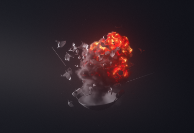 Volume Rendering with Octane Render for Cinema 4D - OpenVDB