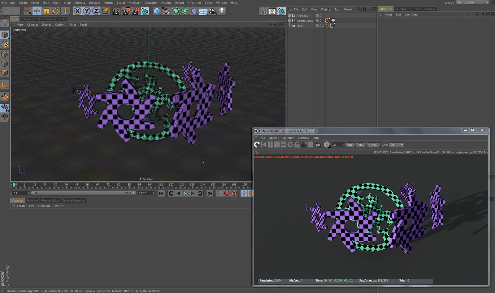 Octane渲染器基础全面C4D教程Understanding Octane Renderer for Cinema 4D