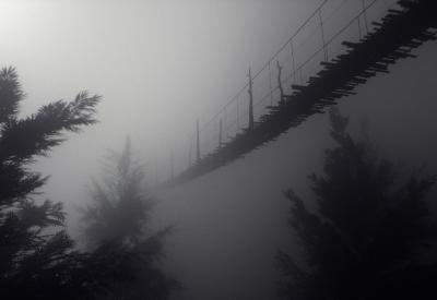 Volume Rendering with Octane Render for Cinema 4D - Foggy Bridge #2