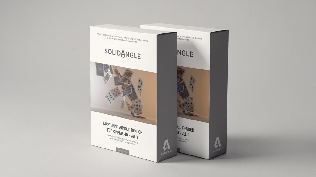 Mastering Arnold Renderer for Cinema 4D - Volume 1 | inlifethrill designs