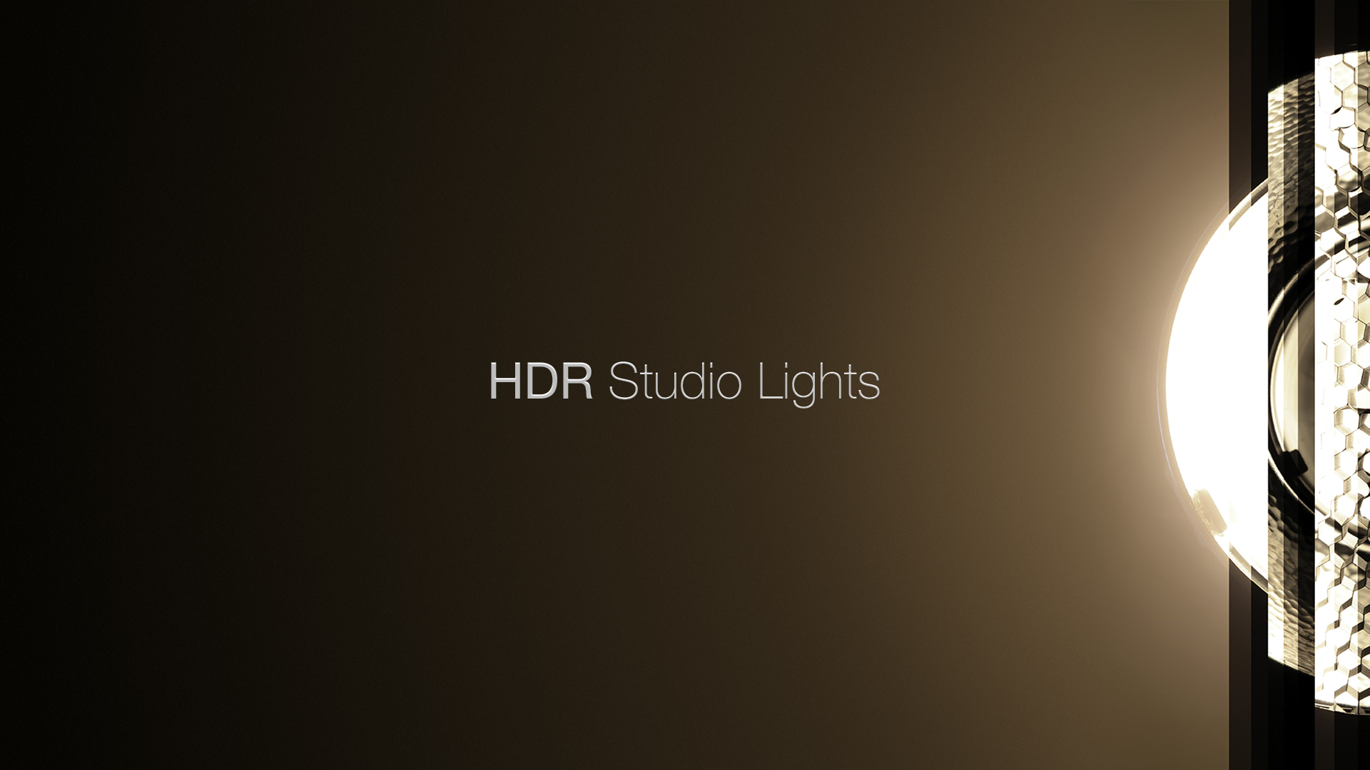 HDR Studio Lights | inlifethrill designs