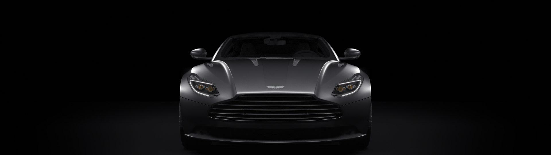 Aston Martin DB11 2017 - Front