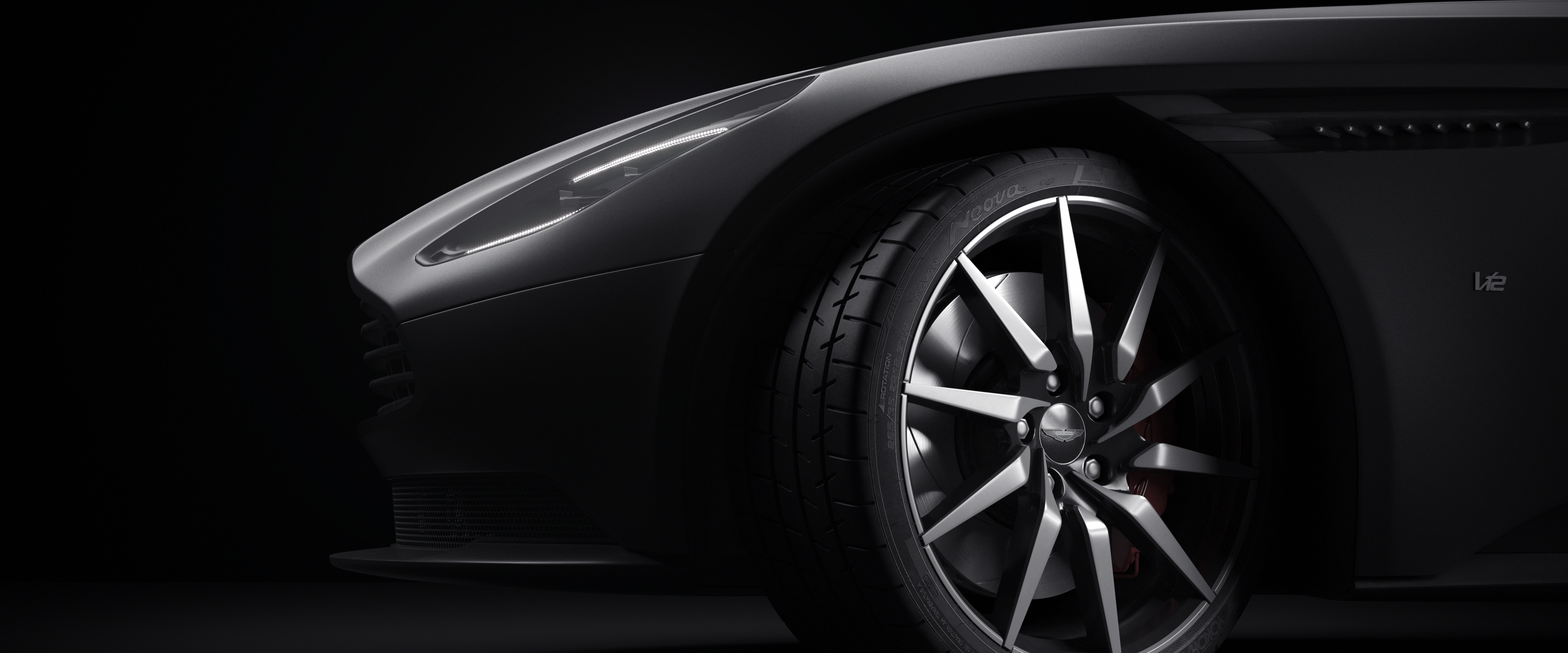 Aston Martin DB Headlights Inlifethrill Designs - Aston martin headlights
