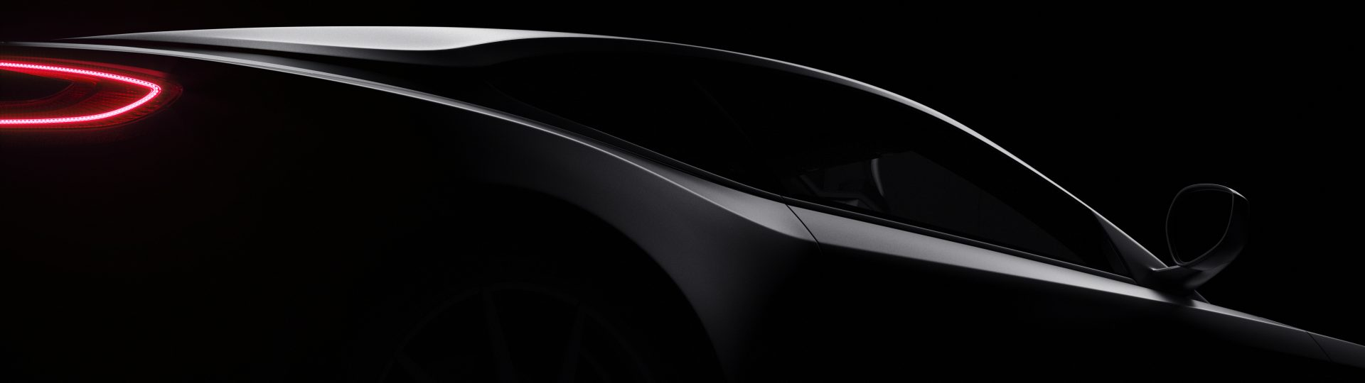 Aston Martin DB11 2017 - Silhouette