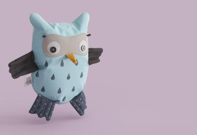 Marvelous Designer / Owl Toy