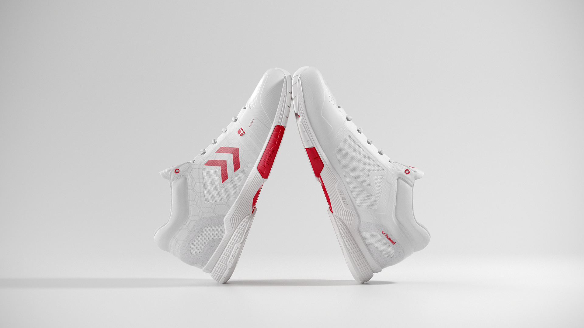 Hummel Aerocharge Red 01