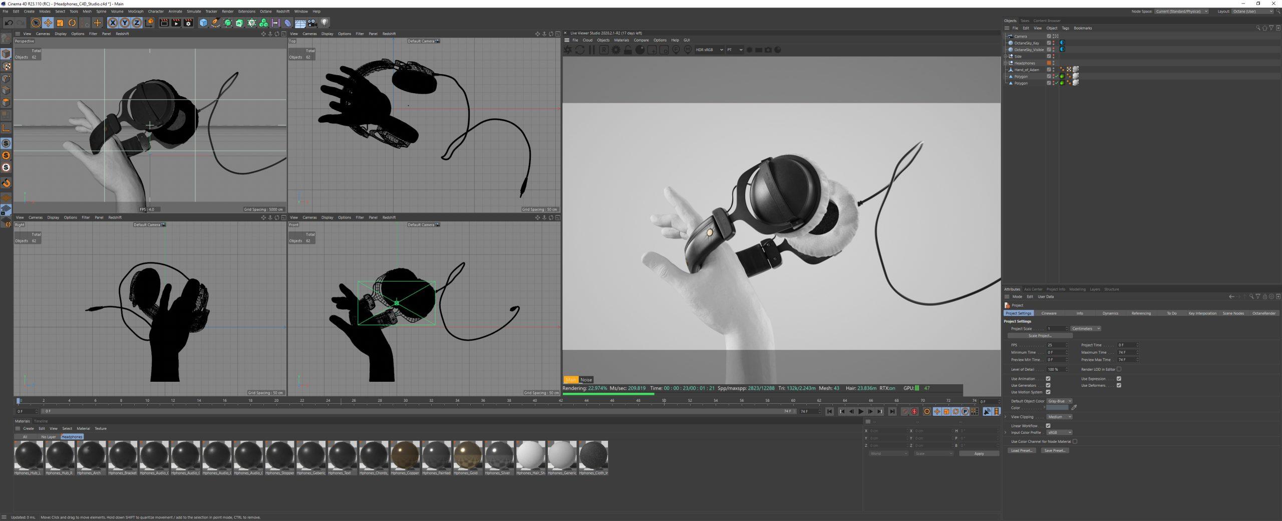 Headphones_C4D_Studio_Preview